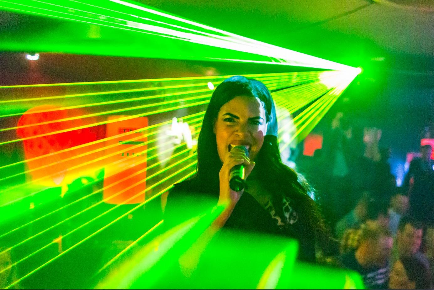 Julie Laser